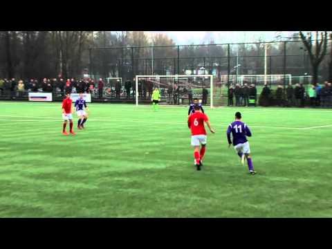 Voetbal Zeist Saestum   SV Zeist Zondag 2016 01 25