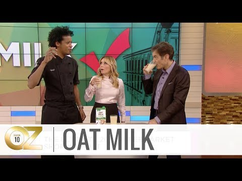 Oat Milk Benefits and Metabolism-Boosting Foods