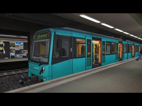 Train Simulator 2015 [UF15] U2 nach Südbahnhof