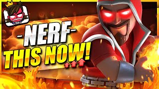 NEW #1 MOST ANNOYING DECK IN CLASH ROYALE HISTORY!! MAKE EVERYONE RAGE!! 😱