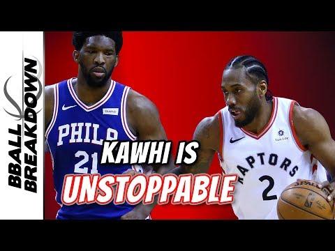 Can Kawhi Leonard Be Stopped?