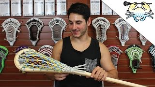 Traditional Lacrosse: Custom Wooden Stick