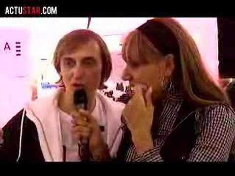 Cathy et David Guetta - interview