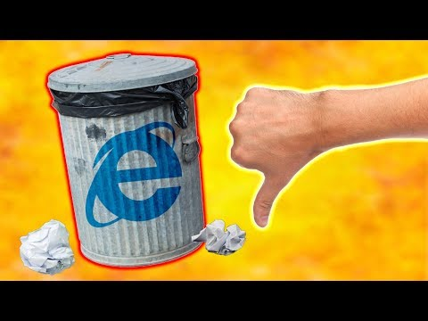 The Browser That Took Over The World...and then DIED