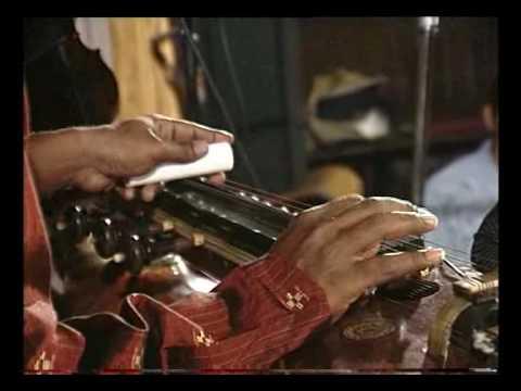 Ravi Kiran plays the Chitra Veena (Gottuvadyam)