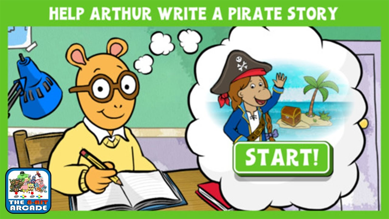 Arthur\'s Story Maker: Pirates - Help Arthur Write A Pirate Story ...