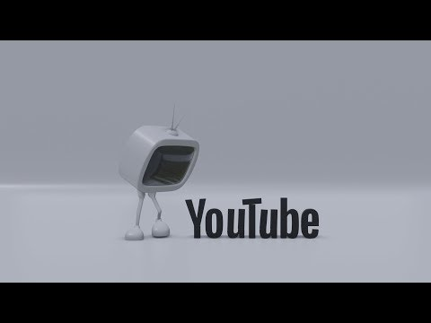 YouTube Logo Intro - Formation With A Robot TV