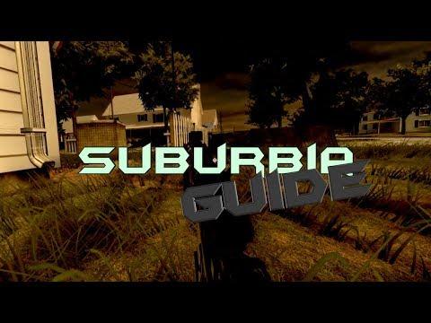 Suburbia Strategy - ONWARD - Map Guide