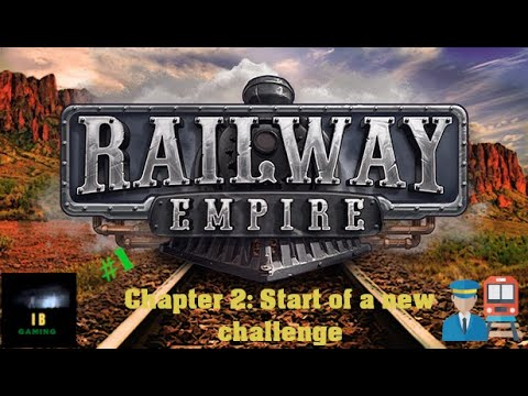 Railway Empire | East Coast US | Chapter 2 | #1 |