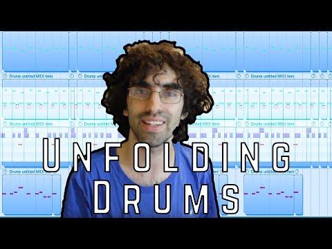 Unfolding Drums - Ben Levin