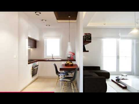Small spaces a 40 square meter 430 square feet apartment visualization