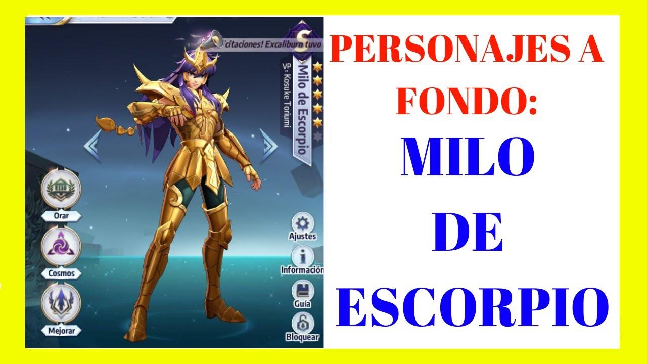 Cosmos A Fondo Rosario Saint Seiya Awakening Youtube