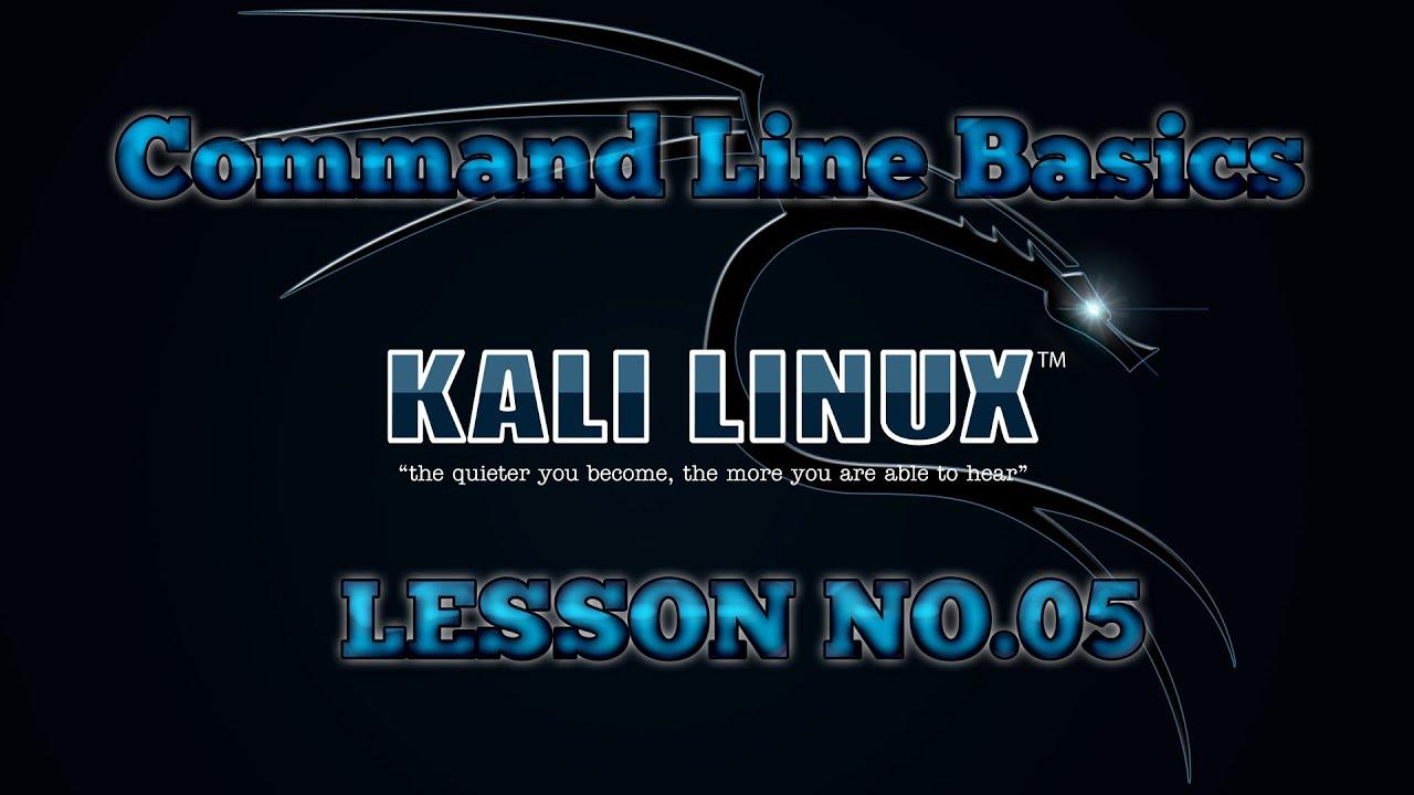 5 Learn Complete Kali Linux In Urdu Hindi 2016 -Command Line Basics