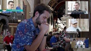 Split: Susret isusovačkih novaka istočne Europe