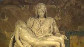 Собор Святого Петра в Ватикане. От Рима до Сицилии. Фильм 2-й.