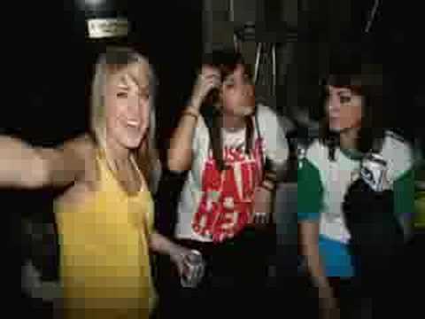 Sweaty Men Feat Mc Lady - Party People (Elektro Club...