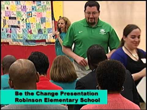 Be The Change  Presentation