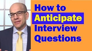 How to Anticipate Interview Questions
