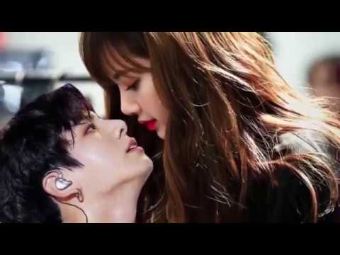Lizkook Lisa Amp Jungkook Shape Of You Youtube
