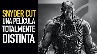 Snyder Cut: una película totalmente distinta I Sin spoilers