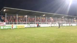 Ligakupa: Mezőkövesd vs. DVTK - A diósgyőri szurkolók I.