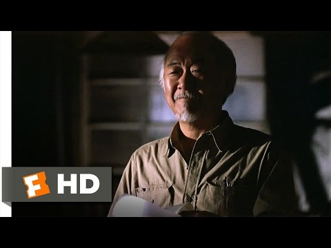 The Karate Kid Part III  Mr. Miyagi's Little Trees  110  Movies