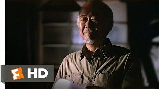 The Karate Kid Part III - Mr. Miyagi's Little Trees Scene (1/10)   Movieclips