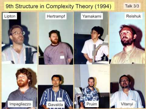 Thirty years of the Computational Complexity Conferece
