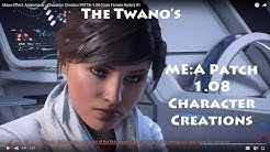 Mass Effect: Andromeda - Character Creation PATCH 1.08 (Cute Female Ryder) #1