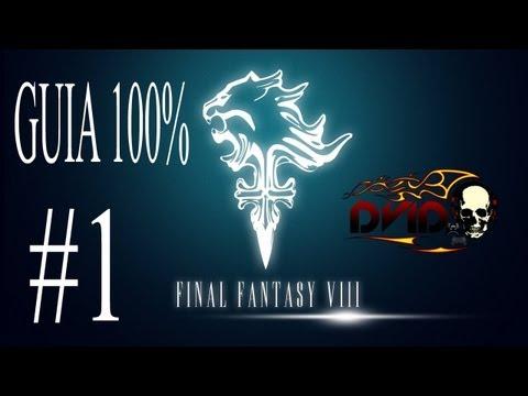 GUÍA Final Fantasy VIII 100% PARTE 1