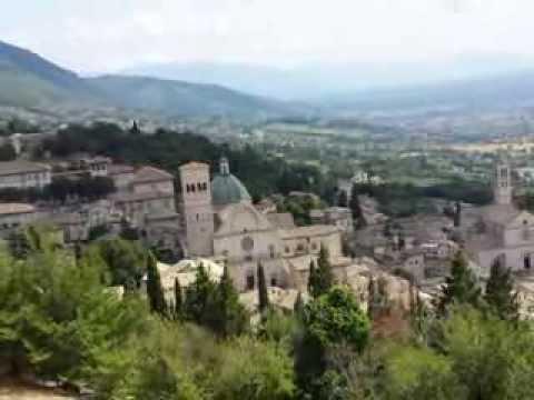 Assisi italia italy youtube for Be italia