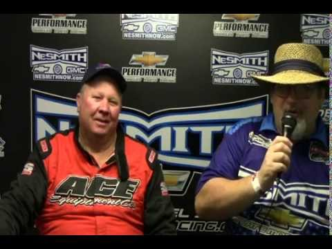 Cecil Eunice 2nd Place Waycross Motor Speedway 4 10 15