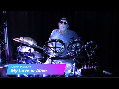 Love Is Alive By Gary Wright - Drum Cover (Modified Alesis/Lauren Drums Hybrid Kit)