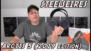 SteelSeries Arctis 5 (2019 Edition) Gaming Headset Detailed Review