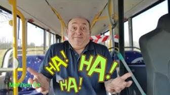 Mehmet Oe hat neue Busfahrer Witze