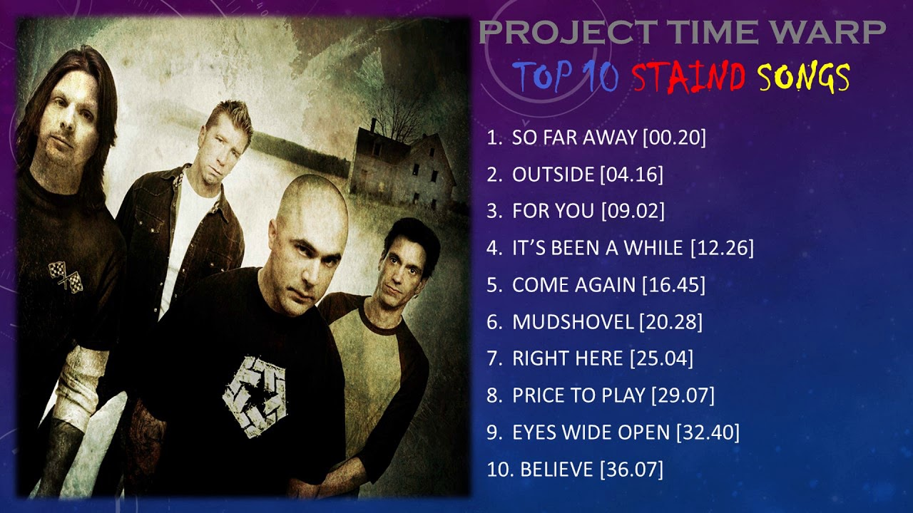 Download Staind Songs [PLAYLIST]