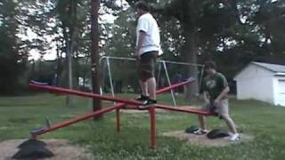 Seesaw hitting 4 balls! Thanks for watching the Horse! http://www.n...