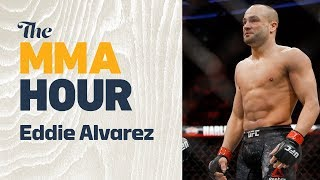 Eddie Alvarez Questions Legitimacy of Khabib Nurmagomedov's UFC Lightweight Title