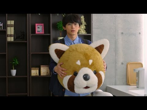 吉沢亮、レッサーパンダの着ぐるみで新木優子を可愛く元気づける! 映画『あのコの、トリコ。』本編映像