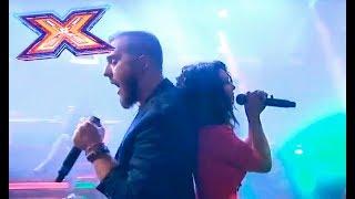 Star Duets On X-Factor Ukraine | Part 3