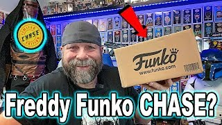 Freddy Funko Soda Unboxing! Did I Score a CHASE?