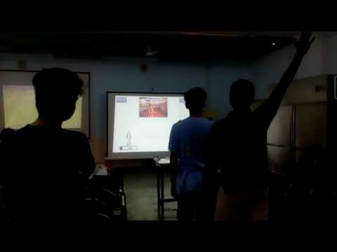 Night gaming in h8 at IIT Bombay