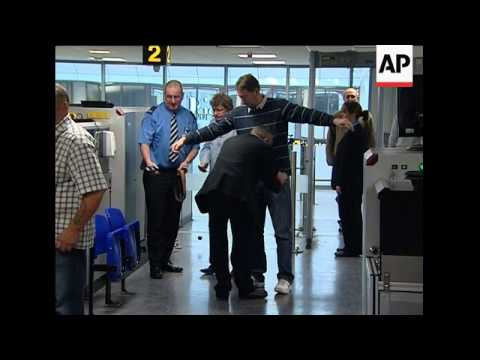 WRAP Italy to install body-scanners; UK security, reax
