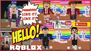 👗 Roblox MeepCity Gameplay! Setting up a Teacher's Lounge with Uniform Mannequins! Loud Warning!