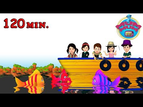 Nursery Rhymes Songs for Children   Once I Caught A Fish Alive   Mum Mum TV Mp3