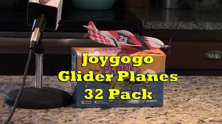 Joygogo Glider Planes (32 Pack) Product Review