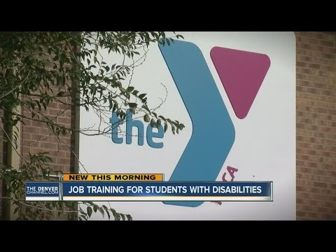 Job training for students with disabilities