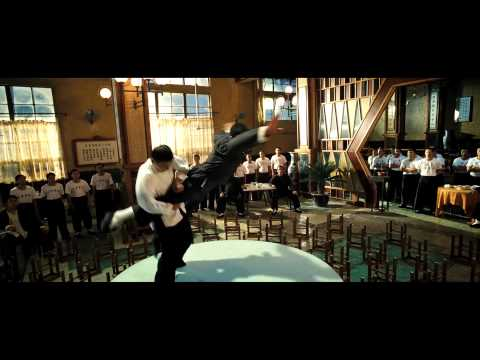 Ip Man 2: Legend of the Grandmaster - Trailer poster