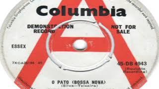 Johnny Dankworth And His Orchestra O Pato Bossa Nova 1962