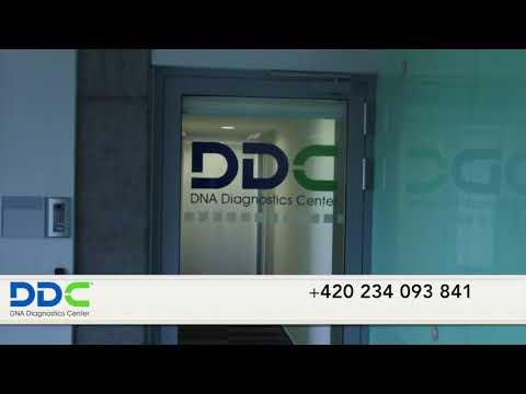 Globální síť DDC a přespolní testování DNA | Cross-country testy DNA